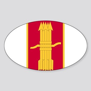 197th Field Artillery Brigade Sticker